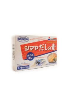 Shimaya Instant Dashi Powder Stock (Dashi no moto, Bonito Seasoning) | Buy Online at The Asian Cookshop